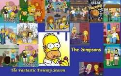 Os Simpsons Vigésima Temporada