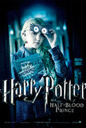 Luna Lovegood - HBP poster