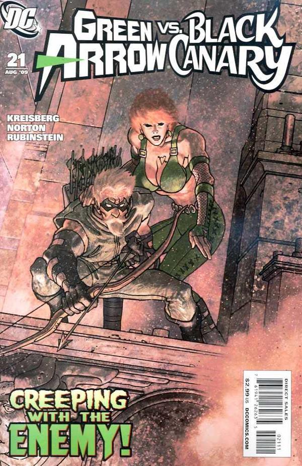 Green Arrow and Black Canary Vol 1 21 - DC Comics Database
