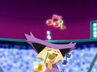 EP564 Delcatty usando canto