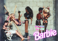 Barbie sadomaso