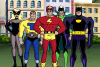 Justice Guild DCAU