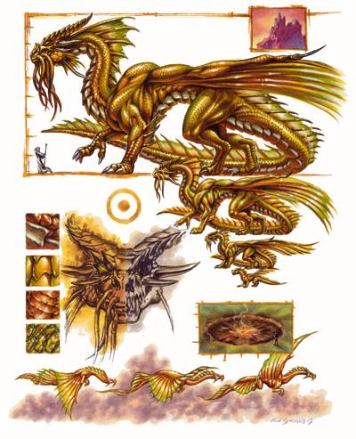 Wesen] Drachen | FanFiktion.de - Forum