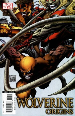 Wolverine Origins Vol 1 7