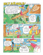 Nick comics 03. Page 1