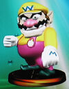 Wario trophy (SSBM)