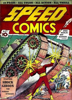 Speed Comics -1