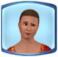 Jocasta Bachelor&#39;s Original Appearance in TS3