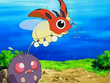 EP568 Ledyba y Venonat
