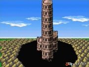 FFIV TAY Tower of Babil