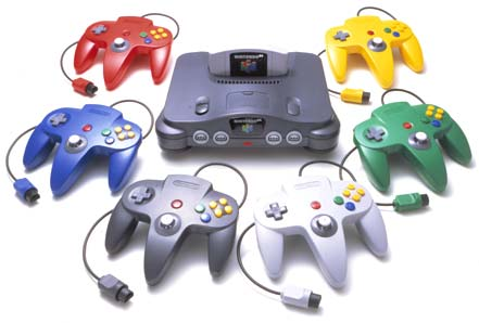Nintendo 64 the nintendo wiki wii nintendo ds and all things nintendo - Super nintendo 64 console ...