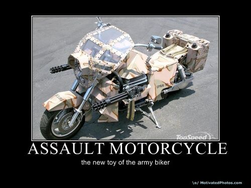Assaultmotorcycle