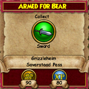Armed for Bear