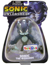 Jazwares Sonic Unleashed Sonic the Werehog
