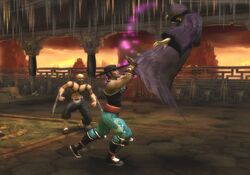 Mortal kombat shaolin monks Soul Tombs
