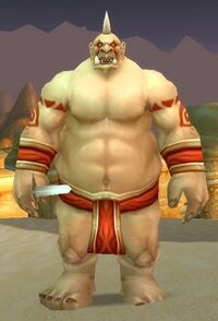 Dunemaul Ogre