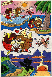 Tails &amp; Auto-Fiona&#39;s Romantic Day