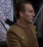 Bajoran deputy 2, A Man Alone