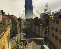 HalfLife2 City17 Street