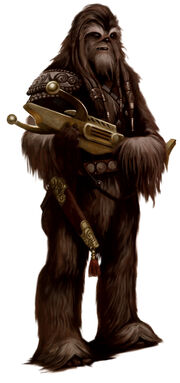 Wookiee NEGAS