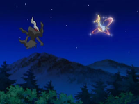 EP573 Darkrai y Cresselia