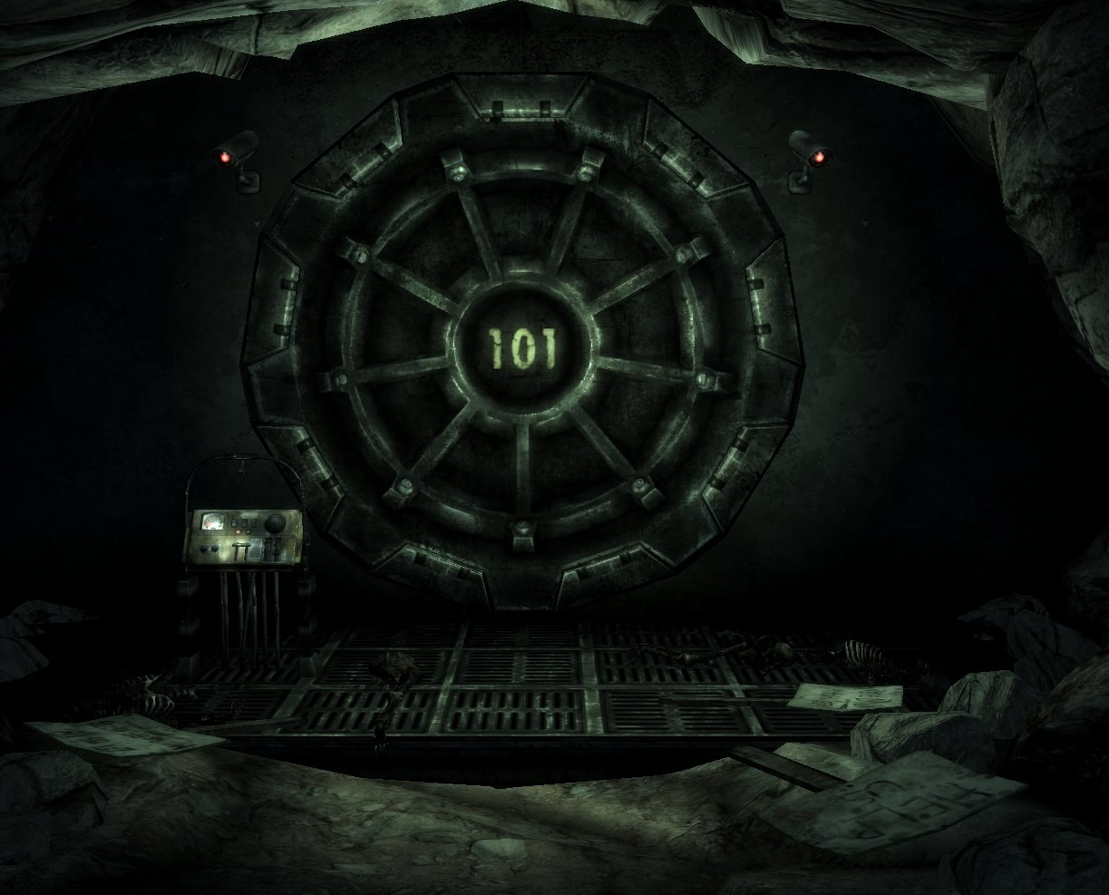 vaults fallout vault 101