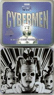 Cybermen tin box set