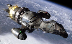 Firefly class ship