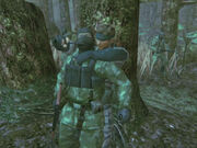 MGS3 CQC