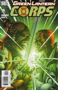 Green Lantern Corps Vol 2 5