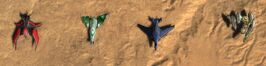 Air Superiority Fighters