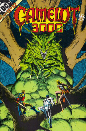 Cover for Camelot 3000 #11