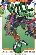 Green Lantern Willworld Vol 1 1