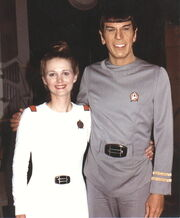 Spock and Weezie