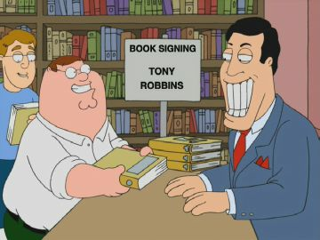 Tony Robbins - Family Guy Wiki