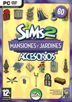 Los sims 2 Informacion de sus accesorios 243px-Mansionesyjardinesportada