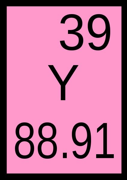 Yttrium - Elements Wik...
