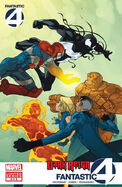 Dark Reign Fantastic Four Vol 1 5