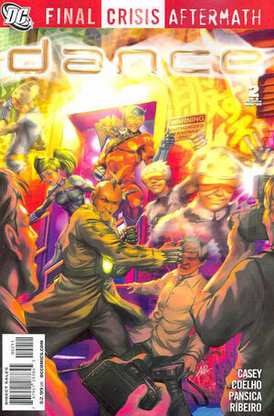 Cover for Final Crisis Aftermath: Dance #2