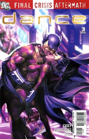 Cover for Final Crisis Aftermath: Dance #3