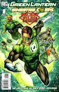Green Lantern Sinestro Corps Secret Files and Origins 1