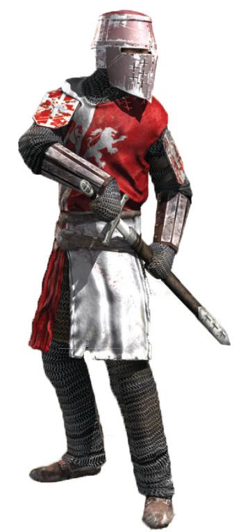 Ager Crusader Factions Crusader