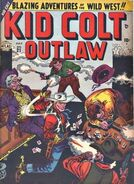 Kid Colt Outlaw Vol 1 21