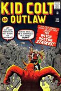 Kid Colt Outlaw Vol 1 100
