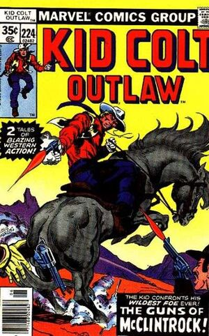Kid Colt Outlaw Vol 1 224