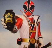 Shinken Super ShinkenRed