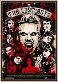 LostBoys-AlamoDrafthousePoster