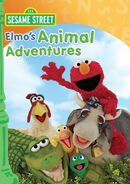 Dvd-elmosanimaladv