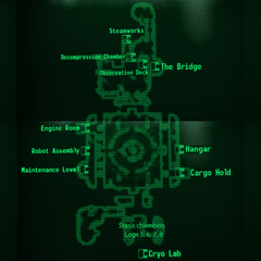 Engineering Core map