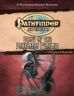 Drow of the Darklands Pyramid